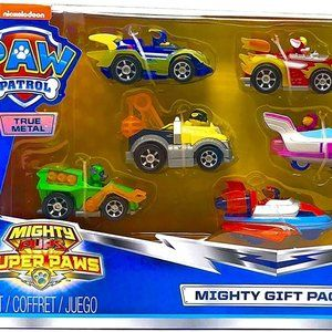 🎄Paw Patrol Mighty Pups Super Paws-Huge set-New🎄